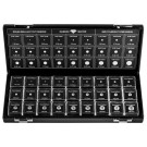 *NEW* Set With 27 Individual Stones Brilliant Cut from 0.01 - 5CT