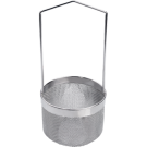 Ultrasonic basket with handle