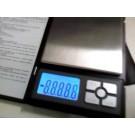 Notebook - Digital Scale - 2000g x 0.1g