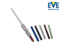 Synthetic Rubber Polishing Pins - 2 MM - Set